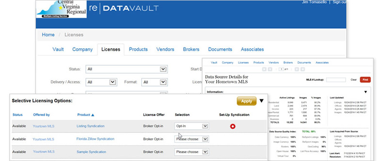 redatavault-screenshot